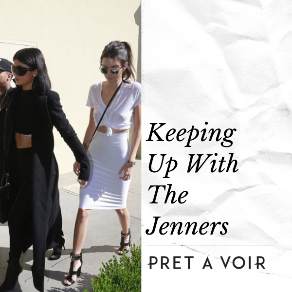 Keeping Up With The Jenners...