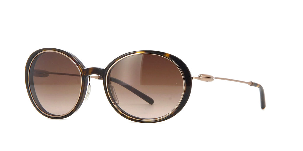 Alessi Eyes AL20001 C03 Havana and Rose Gold Sunglasses