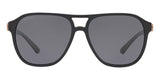 bvlgari 7034 50181 polarised