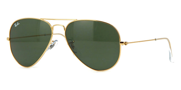 Ray-Ban Aviator 3025 L0205 Gold/G15 Green - As Seen On Tom Cruise