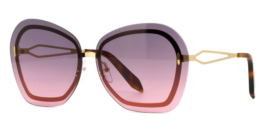 victoria beckham floating butterfly vbs129 c03 dove pink and gold