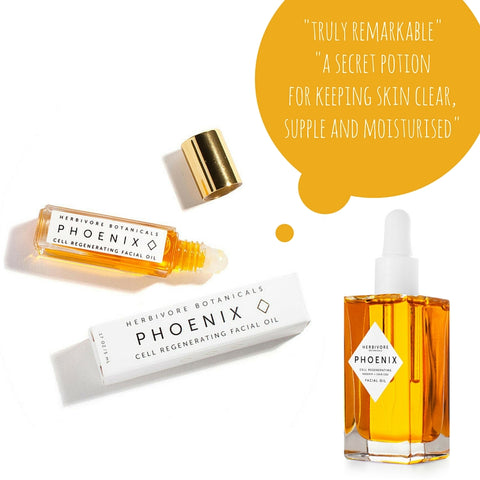 Herbivore Botanicals Phoenix All Natural Organic Facial Oil