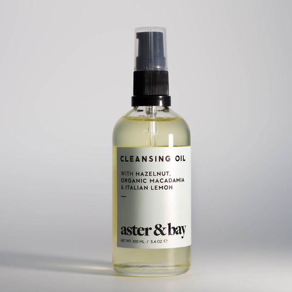 Aster + Bay Cleansing Oil - RedRubyRougeBoutique