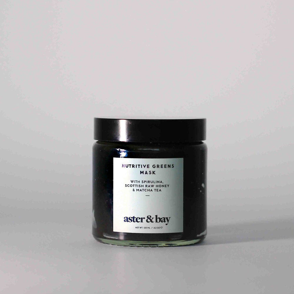 Aster + Bay Nutritive Greens Mask - RedRubyRougeBoutique