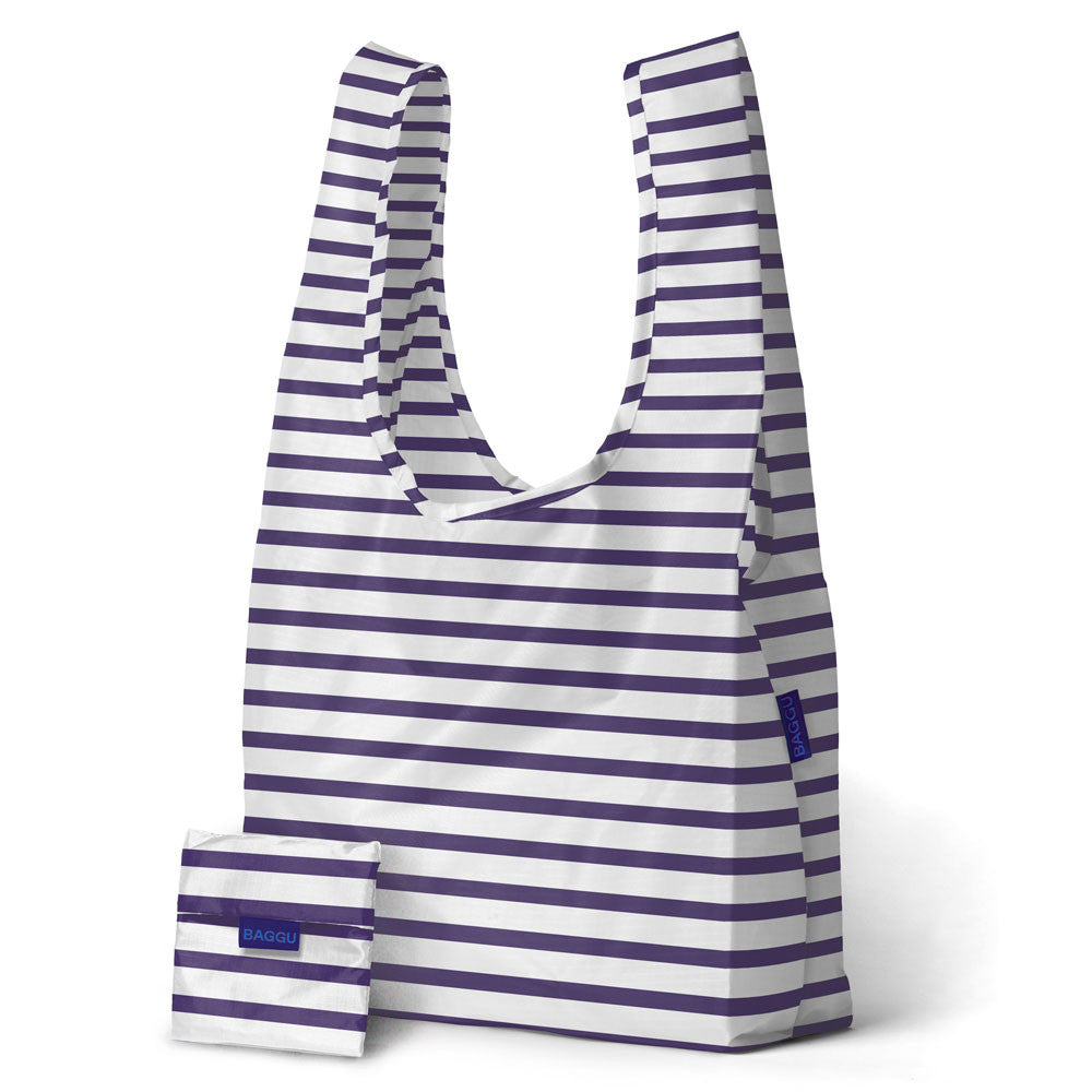 Baggu Classic in Sailor Stripe - RedRubyRougeBoutique