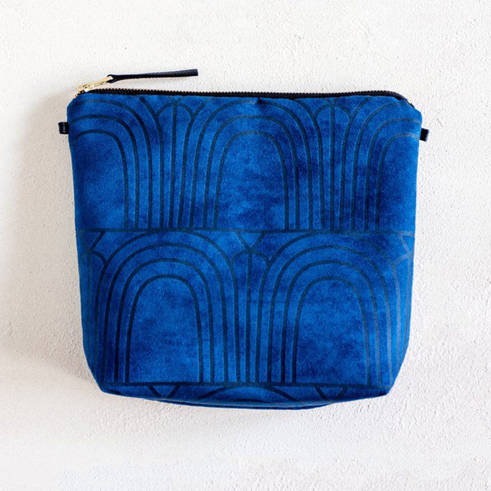 Lee Coren Everything Crossbody and Clutch in Arches Blue - RedRubyRougeBoutique