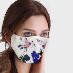 Face Mask Exclusive Helen M Stevens x RRR
