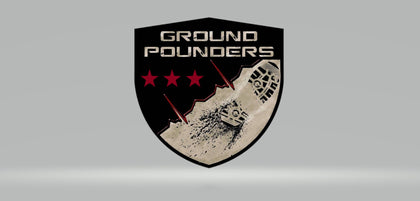 Ground Pounder Gear