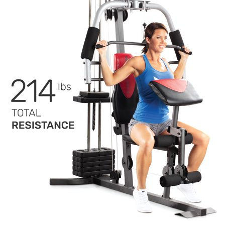 Weider 2980 X Home Gym System with 214 lbs. of Total Resistance