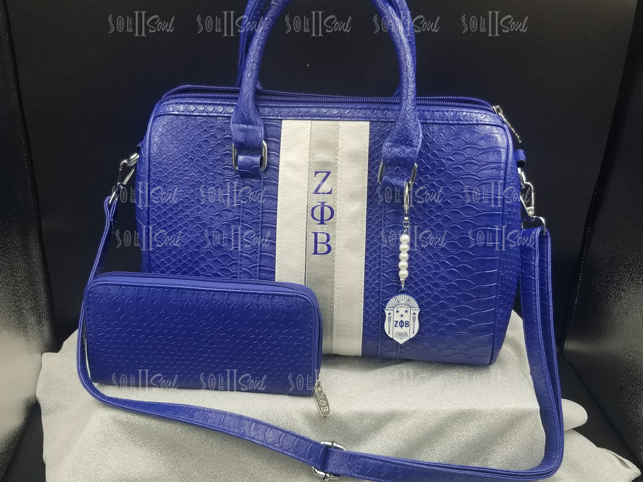 ΖΦΒ Zpeedy Bag and Wallet