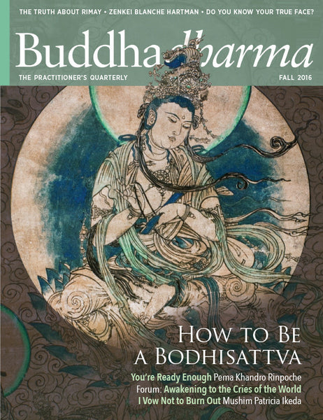Buddhadharma - The Practitioner's Quarterly - Fall 2016