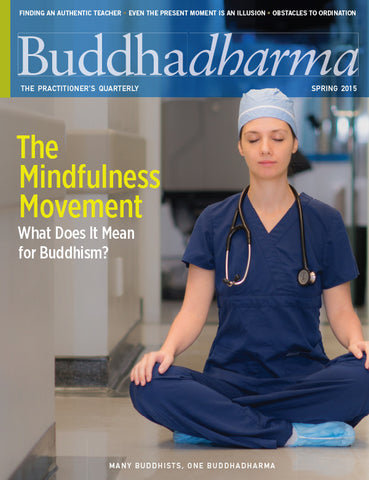 Buddhadharma - The Practitioner's Quarterly - Spring 2015