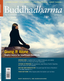 Buddhadharma - The Practitioner's Quarterly - Spring 2010