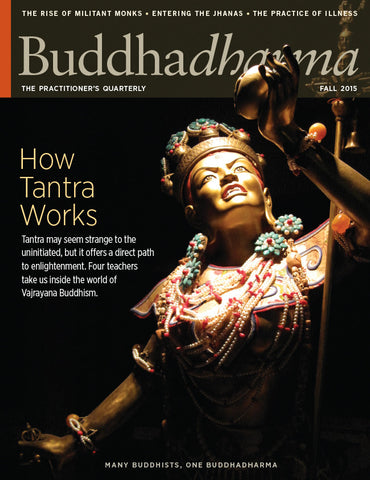 Buddhadharma - The Practitioner's Quarterly - Fall 2015