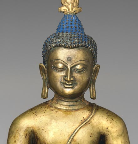 Buddha Shakyamuni, 12th century Central Tibet