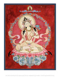 """White Tara Offers Liberation to All"" – Laura Santi"