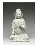 Seated Bodhisattva, late 13th–early 14th century China