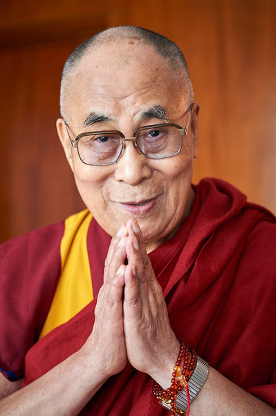 """The Dalai Lama""  – Olivier Adam"