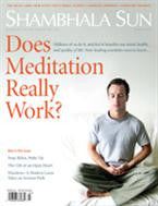 March 2012 - Does Meditation Really Work?
