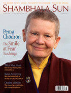 March 2011 - Pema Chodron The Smile at Fear Teachings
