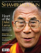 May 2010 - Heart of the Dalai Lama