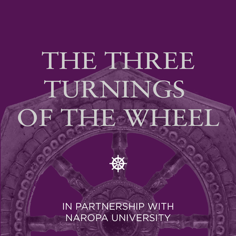 The Three Turnings Of The Wheel. The Complete Series – Naropa University & Lion's Roar
