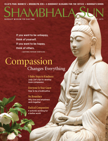 January 2015 - Compassion Changes Everything