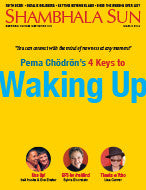 March 2014: Pema Chodron's 4 Keys to Waking Up