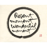 """Set of Three Prints: Continuation Series"" - Thich Nhat Hanh"
