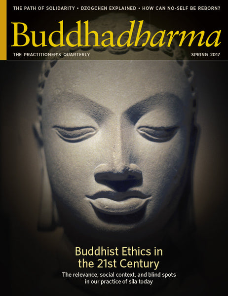 Buddhadharma - The Practitioner's Quarterly - Spring 2017