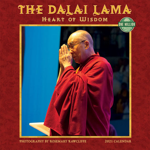 The Dalai Lama 2021 Wall Calendar