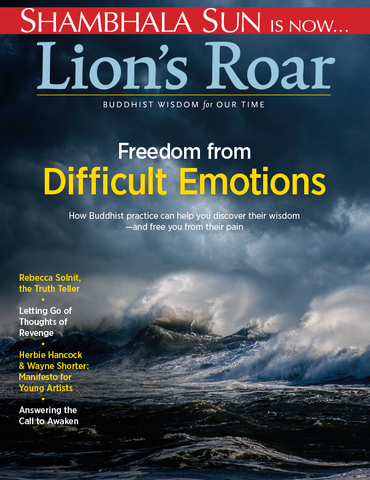 July 2016 —Lion's Roar