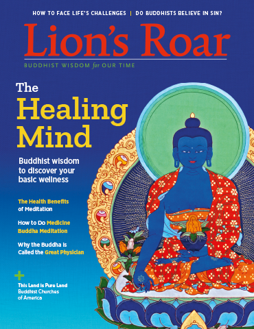 September 2018 Lion's Roar Magazine Health