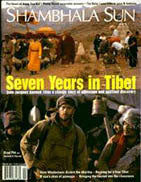 September 1997 - Seven Years in Tibet