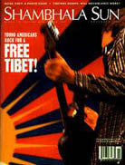 November 1998 - Young Americans Rock for a Free Tibet