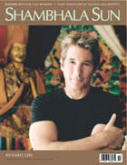November 2002 - Richard Gere - Knows What Counts in the Long Run