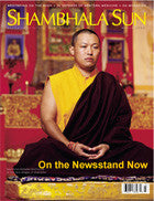 March 2003 - Sakyong Mipham Rinpoche on the Nine Stages of Shamatha