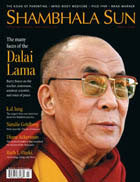 March 2008 - The Many Faces of the Dalai Lama
