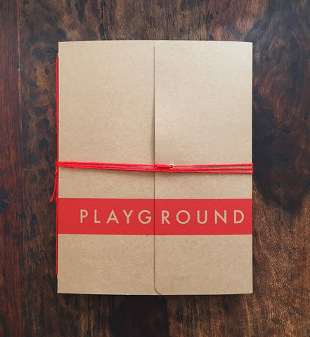 Playground Deluxe Version | Book X Print