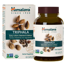 Load image into Gallery viewer, Organic Triphala 60ct (Gut health)