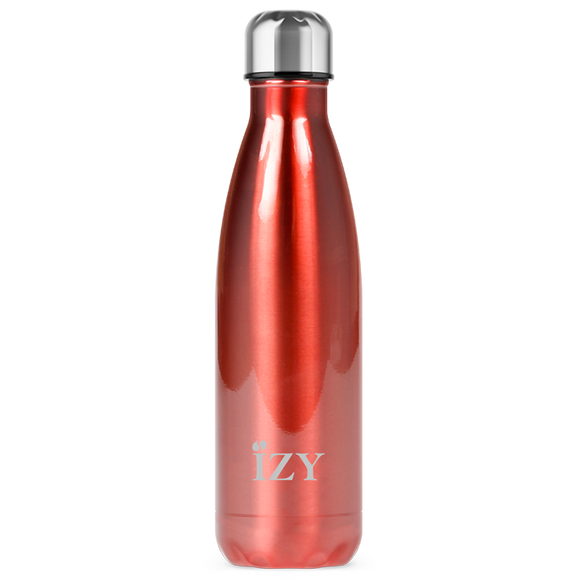 Izy Bottles Atlas Red 500 ml fles, Tasty & Gifts