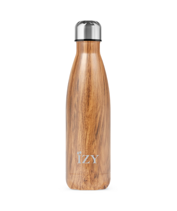 Izy Bottles Design Bruin 500 ml fles, Tasty & Gifts