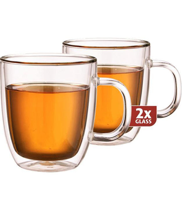 Maxxo Theeglazen (485 ml) - Set van 2 - Tasty & Gifts