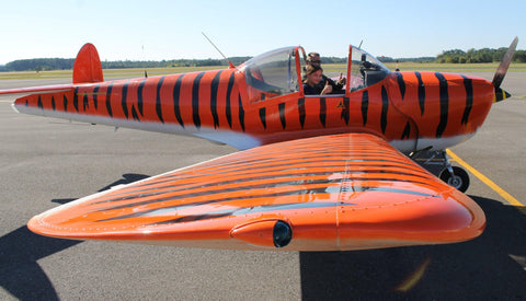 Tiger Flight Foundation is Educating Today's Youth Through Aviation