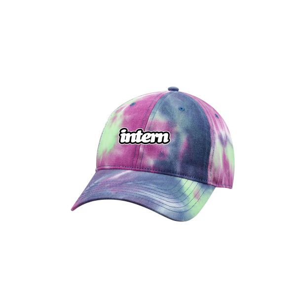 Intern DAD Hat - Northern Lights