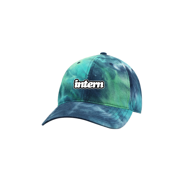Intern Dad Hat - Ocean