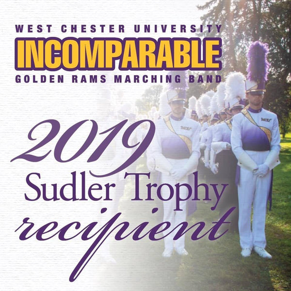Incomparable Rams Band Receives Sudler Trophy