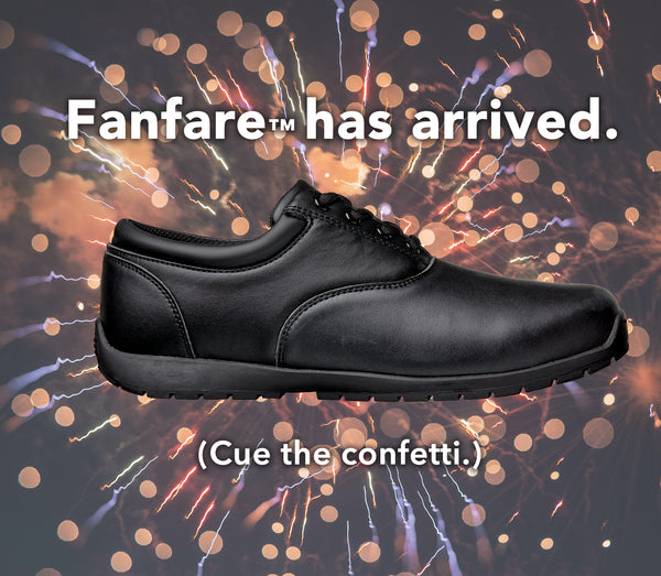 Fanfare™ has Arrived!
