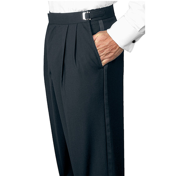 Double Pleated Pant - Mens & Boys