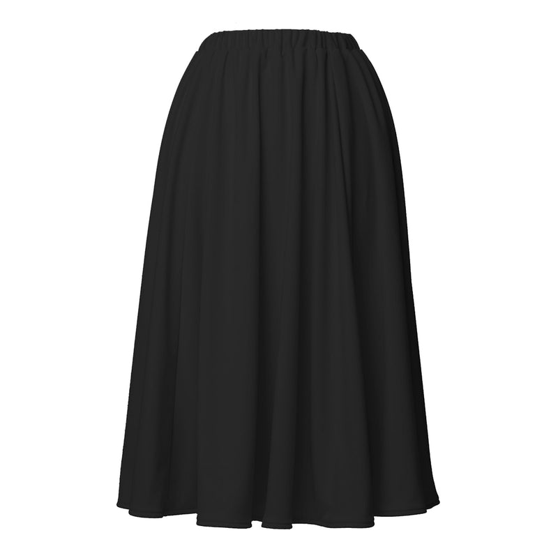 A-Line Skirt - Knee Length